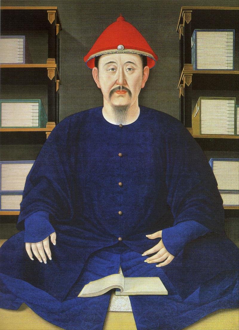 Kangxi imperatore
