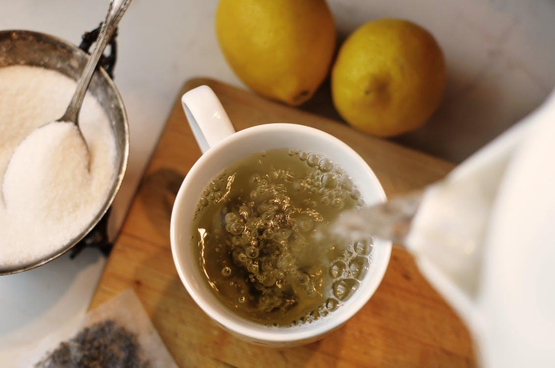 limone-tè
