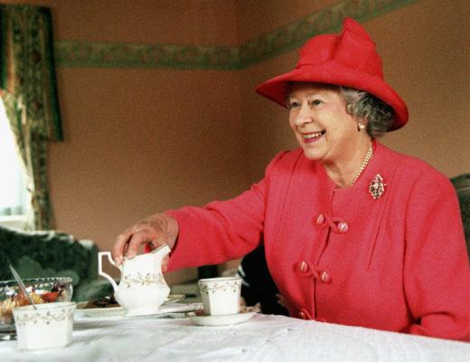 Elisabetta regina